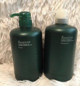 Набор картриджи дозаторы для шампуня Reshtive
