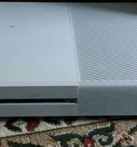 Xbox one + 86 игр + kinect + накопитель на 2ТБ