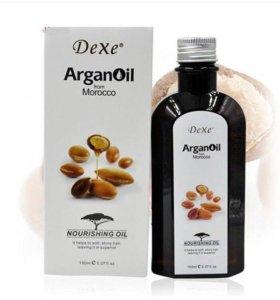 Аргоновое масло - для всего тела и для волос
