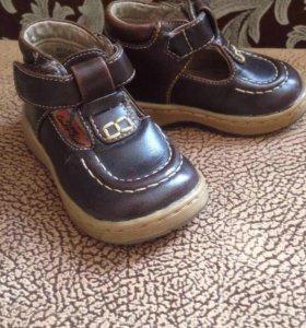 Ботиночки на малыша