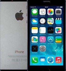Продается орегинальный iPhone 5s