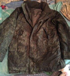 Куртка зимняя полевая