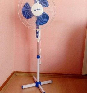 Напольный вентилятор, Новый