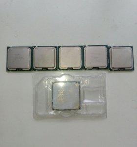 Двух ядерные процессоры intel 775 socket