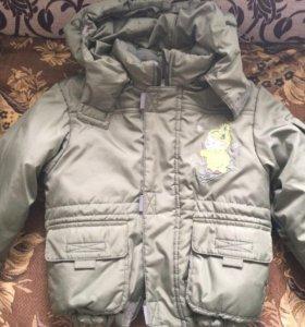 Куртка и комбинезон осень-зима