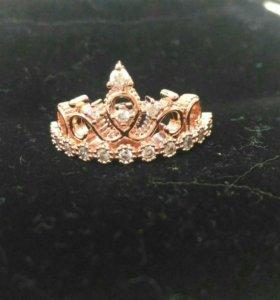 Кольцо- корона