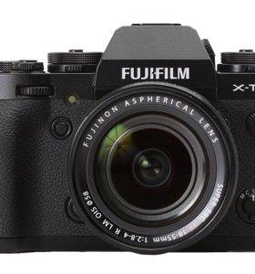 fujifilm x-t1 kit 18-55mm f/2.8-4 r lm ois