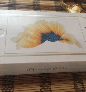 Айфон 6S 64GB Gold новый