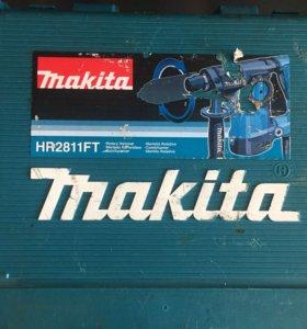 Перфоратор makita hr2811ft