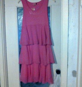 Платье из финки
