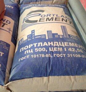 Честный цемент М 500