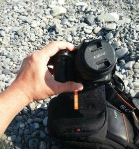 Sony a57 зеркальный фотоаппарат