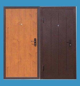 """Входные двери """"Стройгост 5-1"""" золотистый дуб"""
