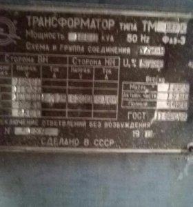 Трансформатор ТМ-1000