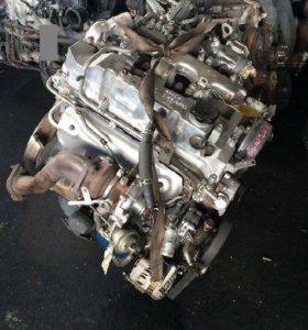 Двигатель Mitsubishi L200 4D56 2.5 DI-D 4 D