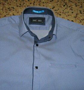 Рубашки школьные 10 шт Турция (р 46 -48)