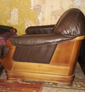 Диван+ 2 кресла