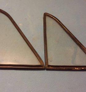 Боковые задние стекла для москвича 408-412