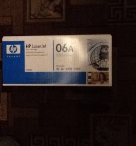 Картридж C3906A (новый в упаковке)