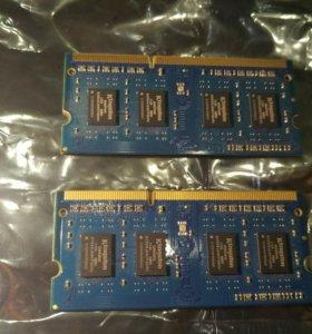 Оперативная память Kingston SODIMM 2Gb