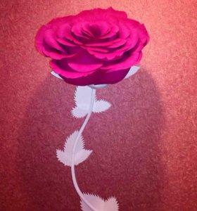 Розы декор