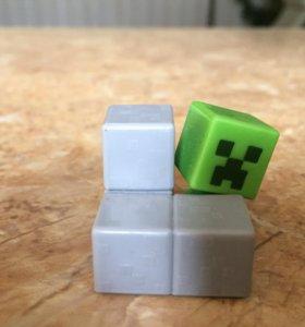 Игрушка из игры Майнкрафт