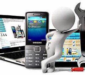 Ремонт телефонов планшетов ноутбуков компьютеров