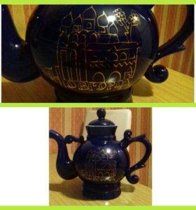 Фарфоровый Чайник 🍰