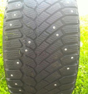 Continental conti ice contact 225/45 R-17