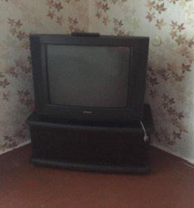 Телевизор 27 диагональ
