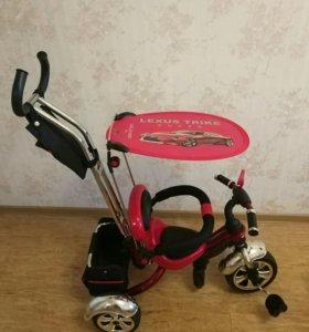 Детский велосипед LEXUS Super Trike