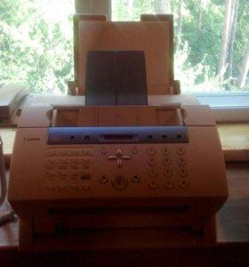 Canon Fax-L295 +новый катридж