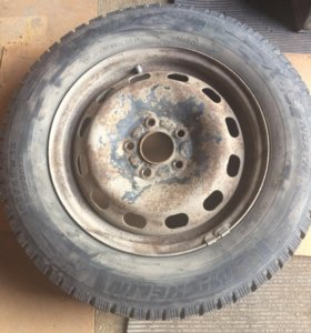 Зимние колёса 15 радиус