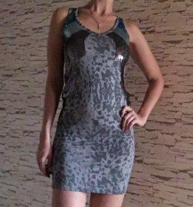 Платье с пайетками 💥
