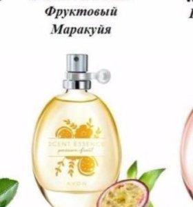 Туалетная Вода Avon маракуя,фруктовый аромат
