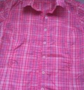 Рубашка на рост 158-164 размер S