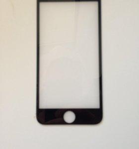 З-D стекло на айфон 6-6s