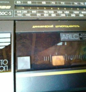 Магнитофон Вега PM250C-5