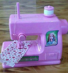 Игрушка Машинка швейная
