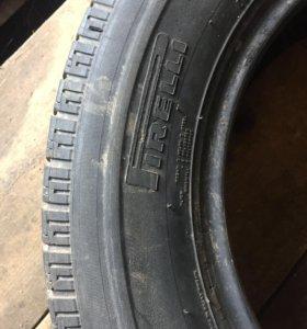 2 колеса Пирелли, 215/65 R16 всесезонка