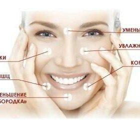 Омоложение, питание, увлажнение кожи