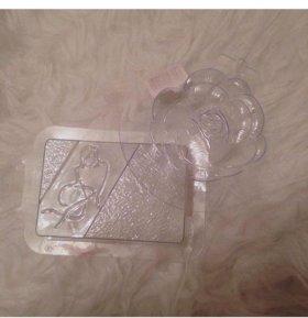 Формочки для мыла/бомбочек