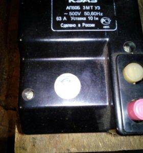 Автомат АП50 63 А 40 А 25 А