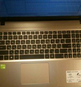 Ноутбук Asus X540. Состояние нового!