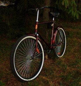 Мужской ретро велосипед Roadmaster Rajpura