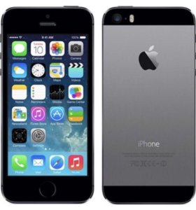 iPhone 5s 15 gb Space Grey