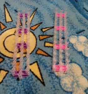 Станок для плетение из резинок