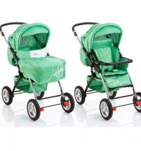 Детская коляска-трансформер 3в1 Geoby