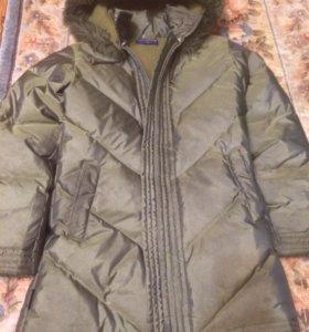 Куртка зимняя, р. 146-152,