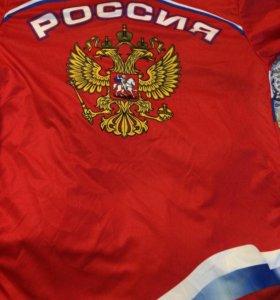 Футболка мужская Россия